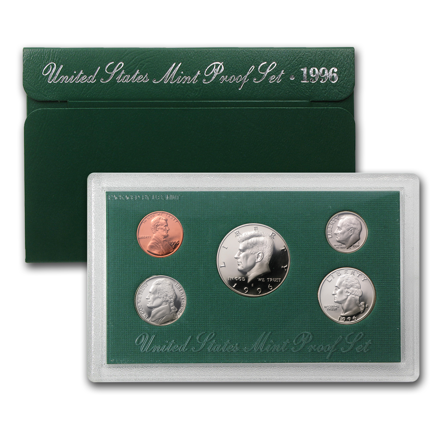 1996 U.S. Proof Set