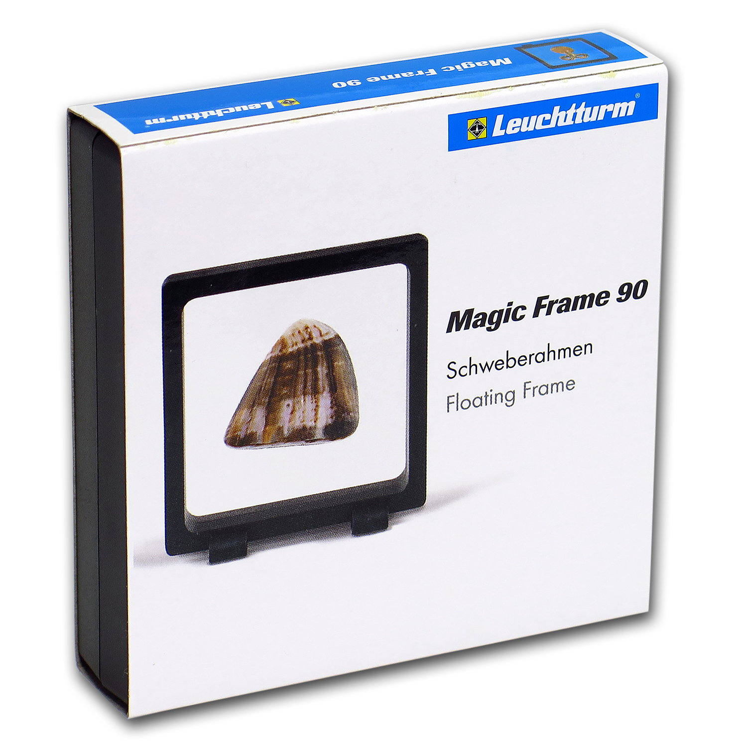 "Magic Frame Display Box - 3.5"" x 3.5"""