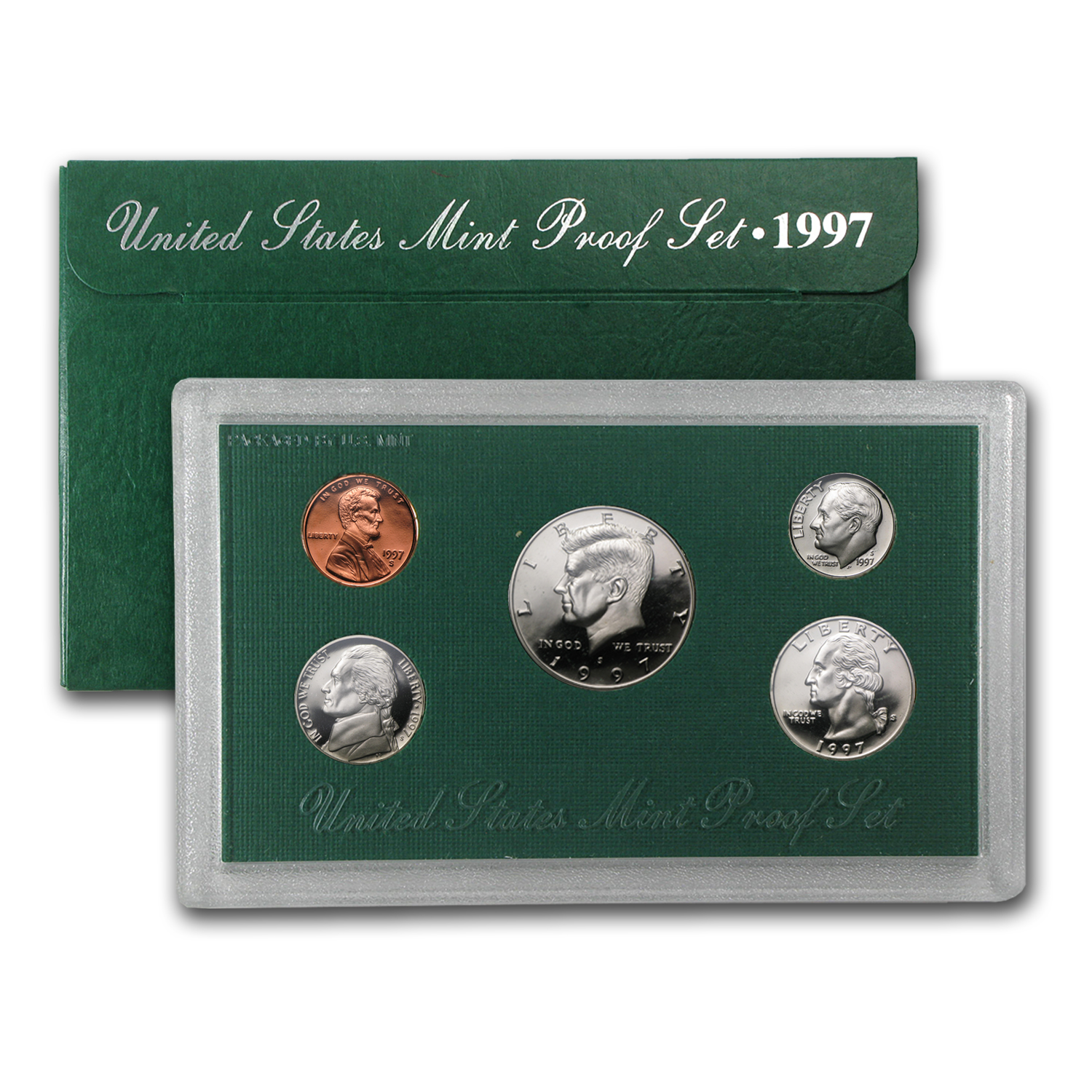 1997 U.S. Proof Set