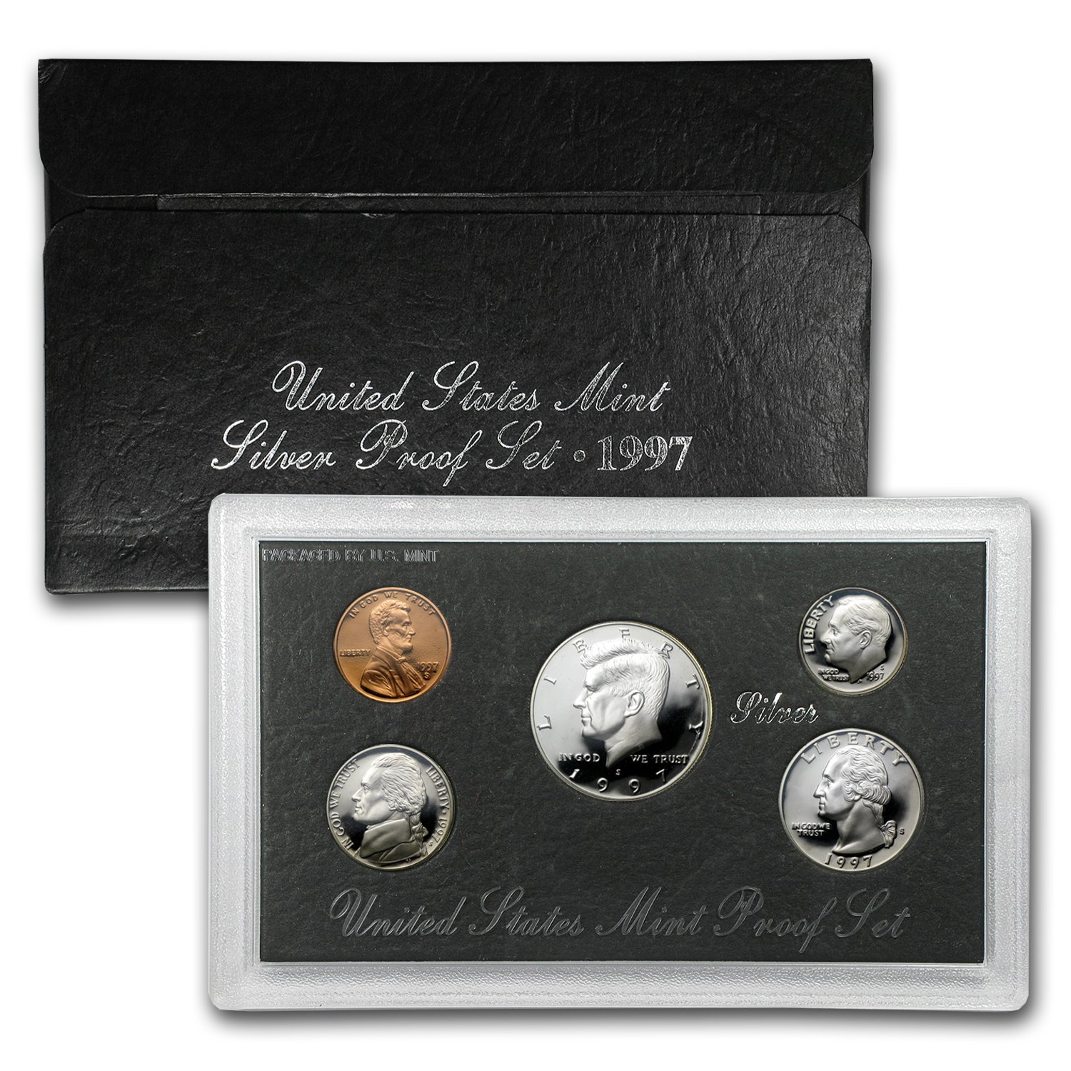 1997 Silver Proof Set