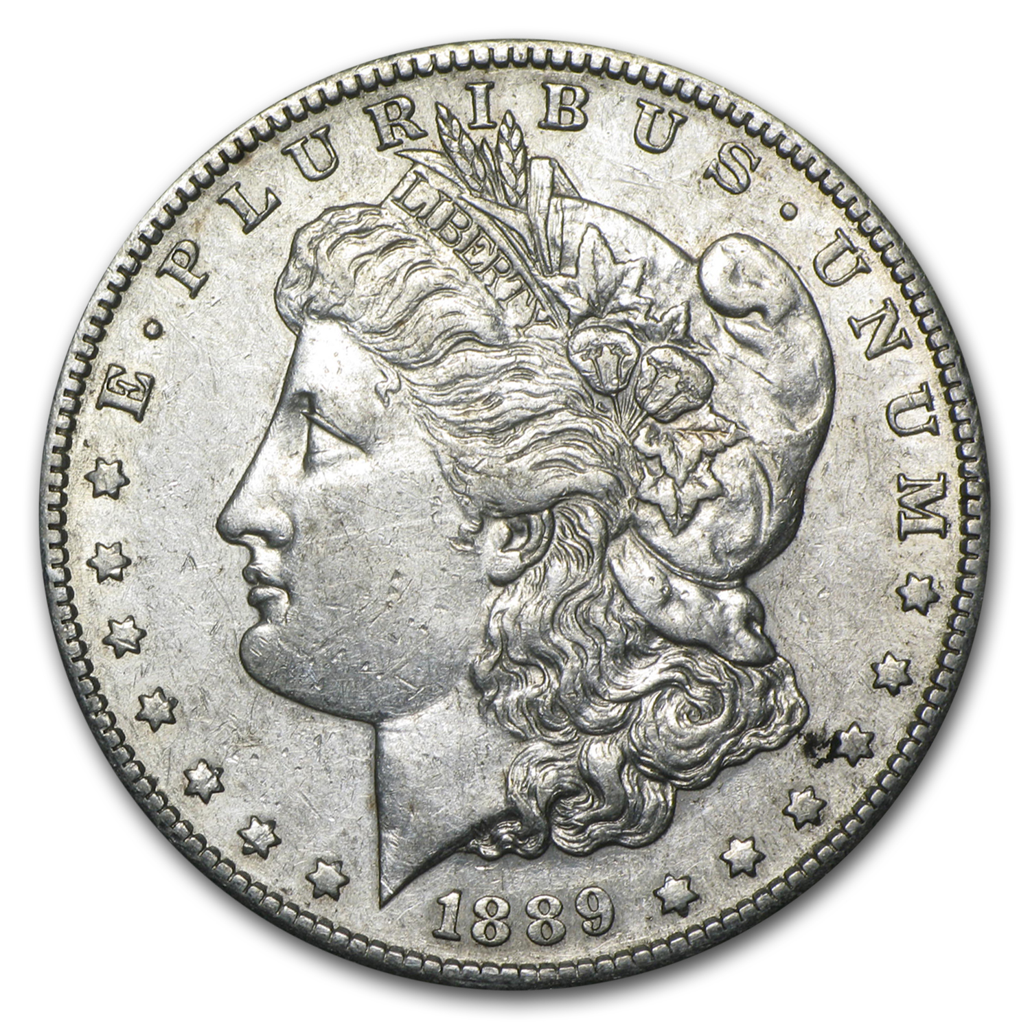 1889-S Morgan Dollar XF