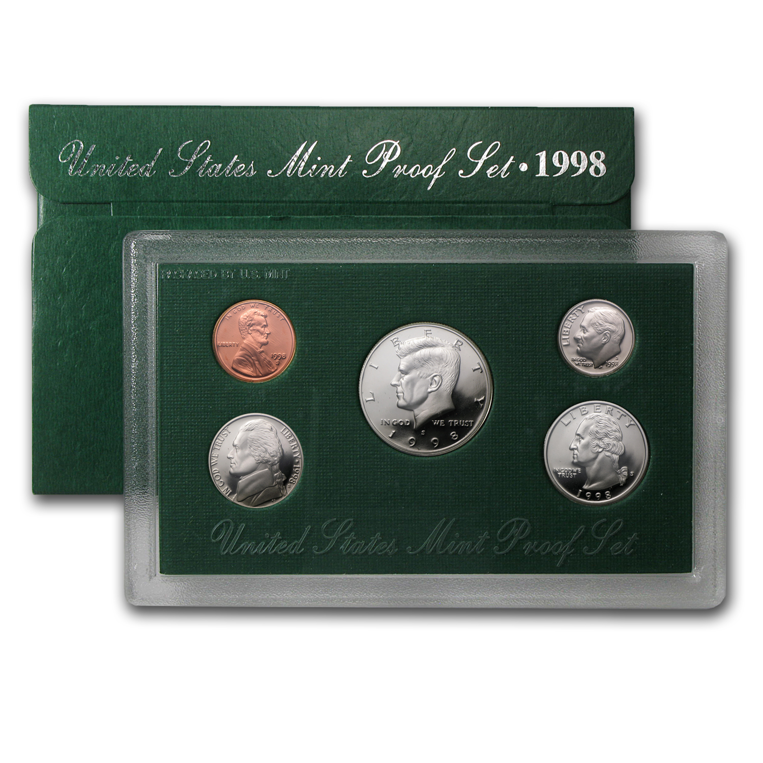 1998 U.S. Proof Set