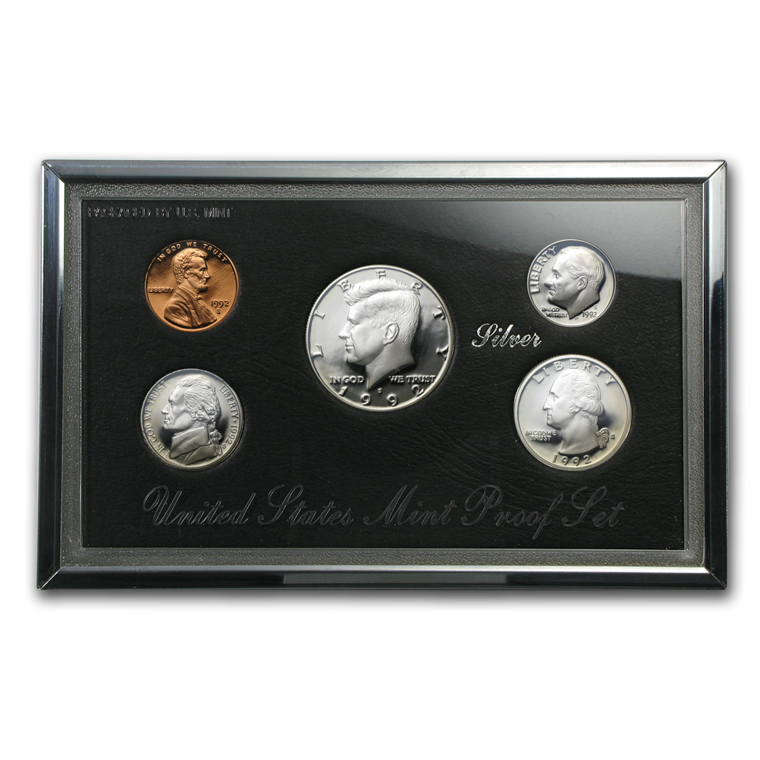 1992 Premier Silver Proof Set