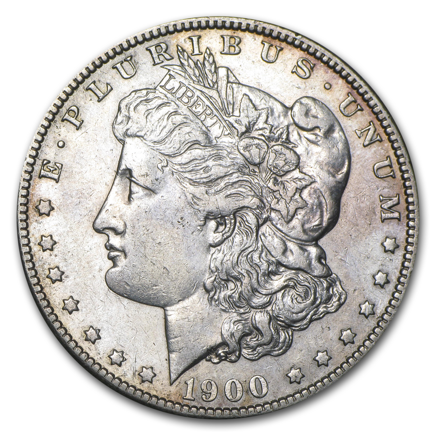 1900-S Morgan Dollar XF