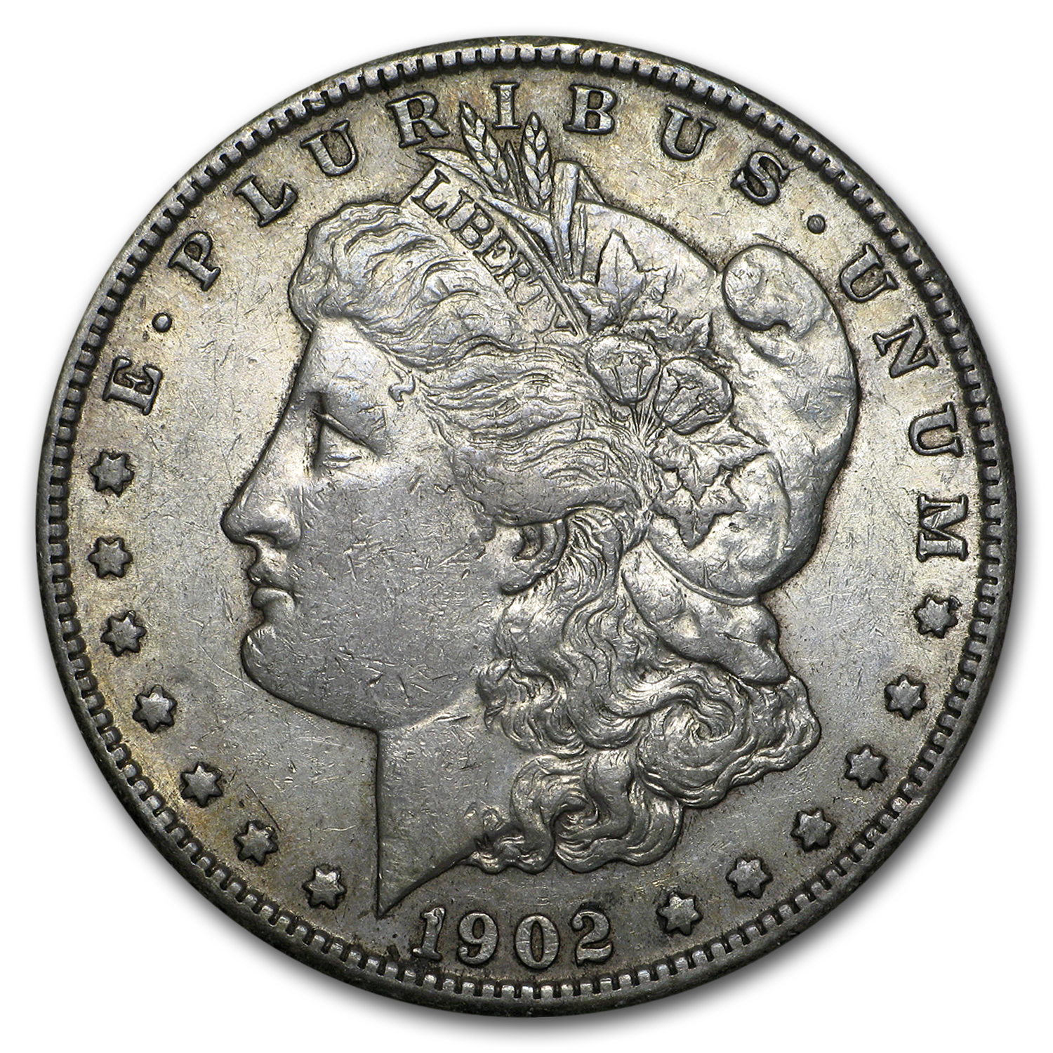 1902-S Morgan Dollar XF