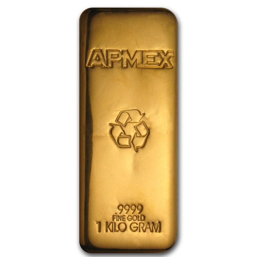 1 Kilo Gold Bullion Bar For Sale Buy Large Gold Bars