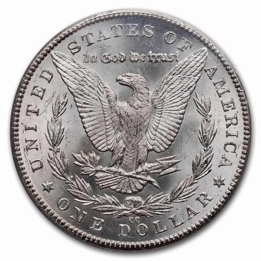 1884-CC Morgan Dollar MS-64 PCGS
