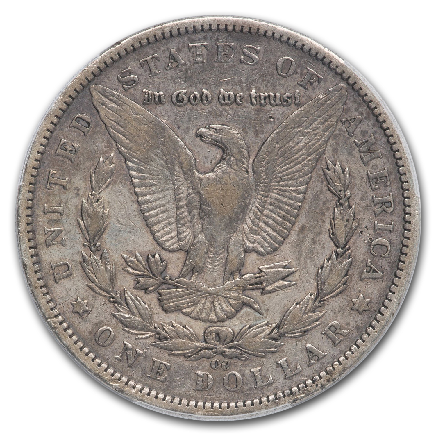1893-CC Morgan Dollar Very Fine-20 PCGS