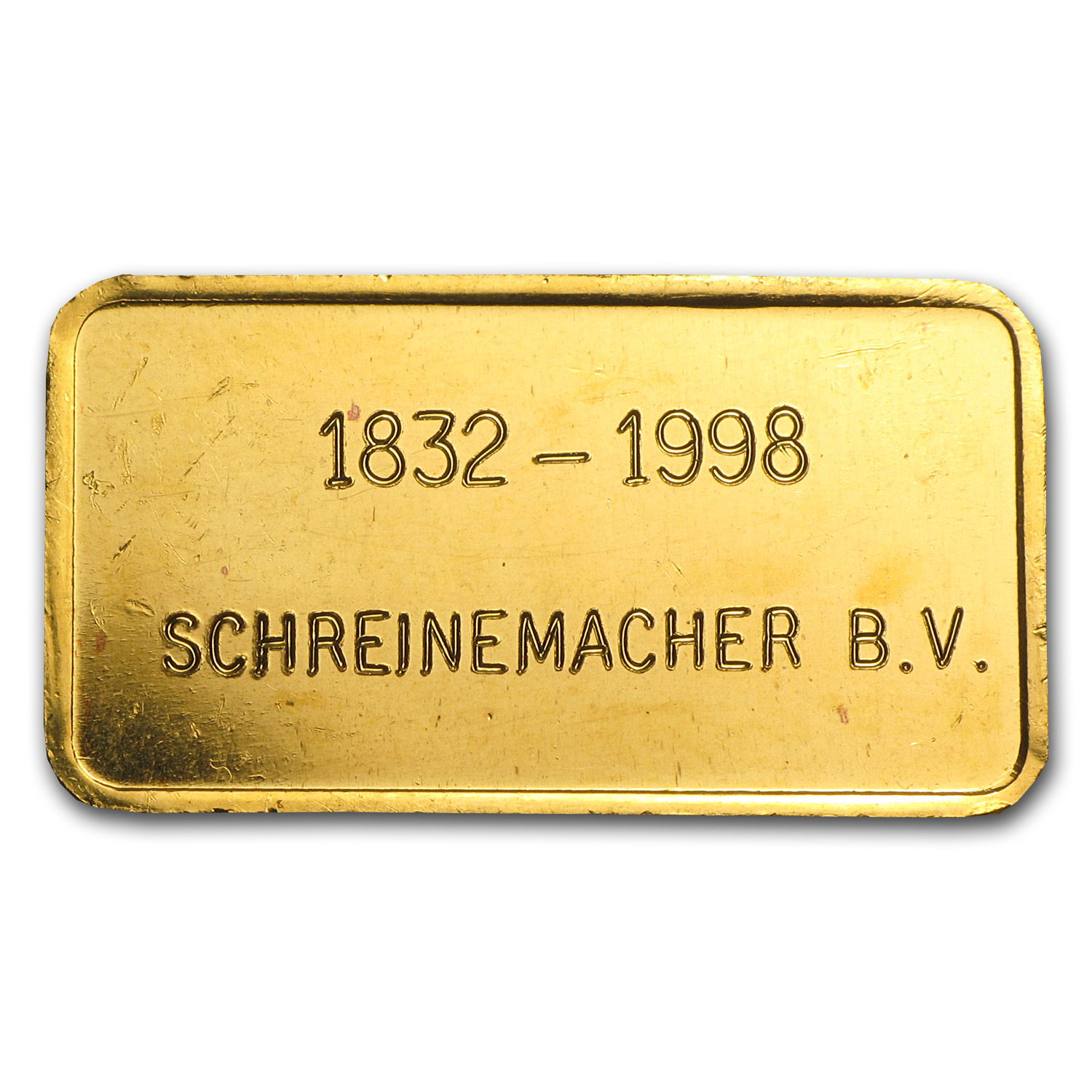 20 gram Gold Bars - Secondary Market