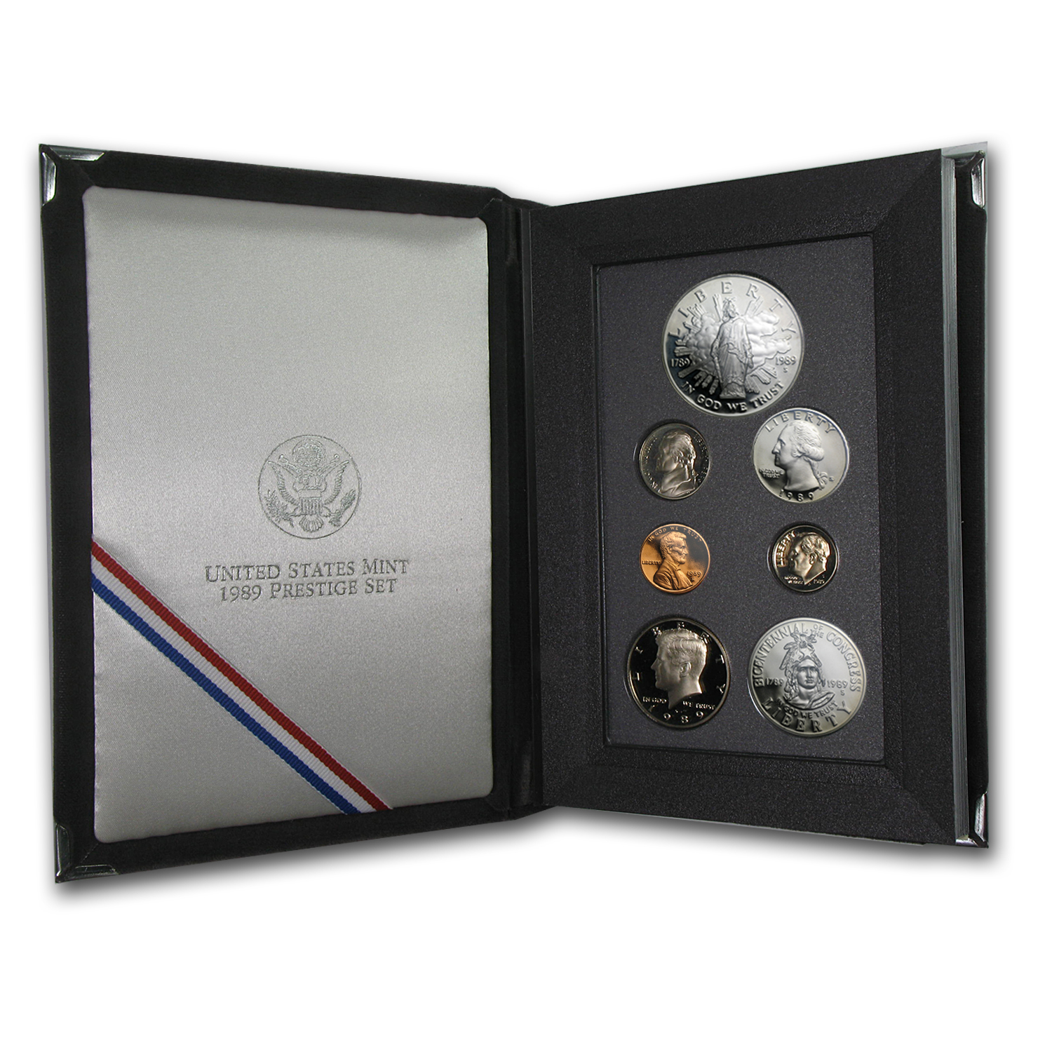 1989 U.S. Mint Prestige Set