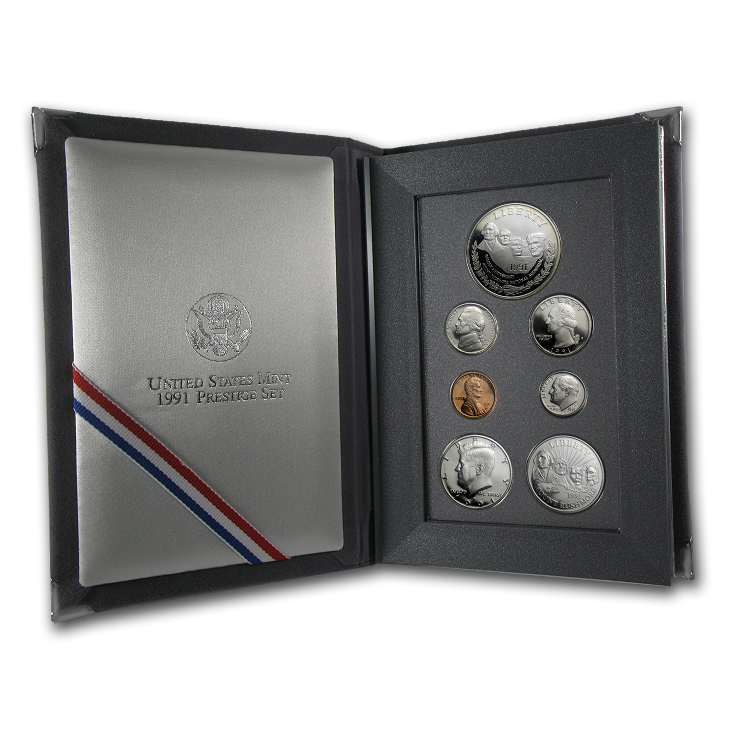 1991 U.S. Mint Prestige Set