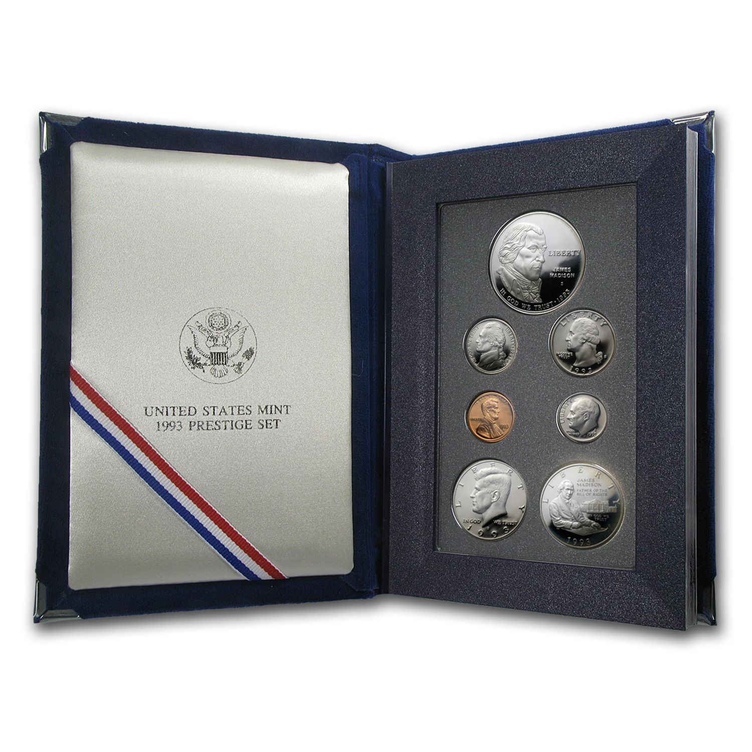1993 U.S. Mint Prestige Set