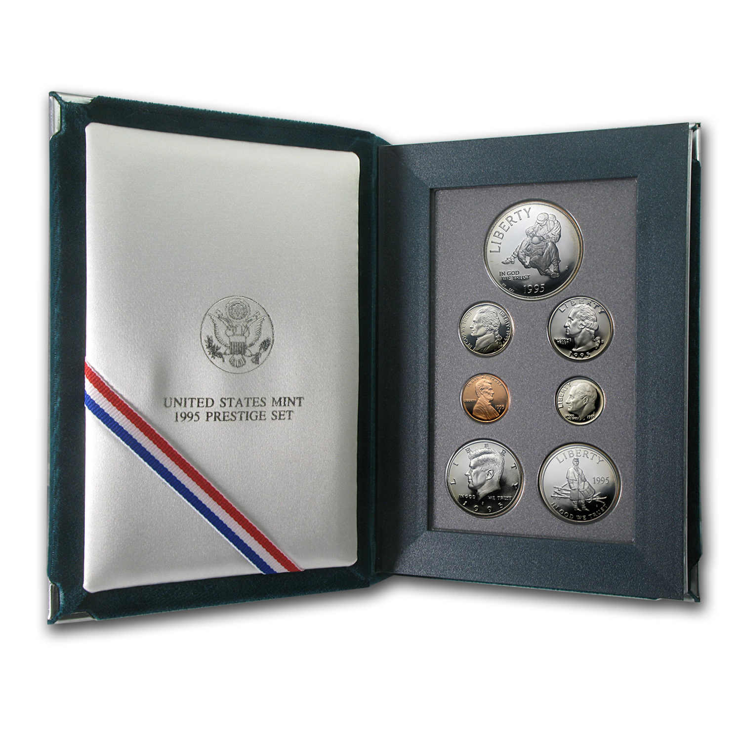 1995 U.S. Mint Prestige Set