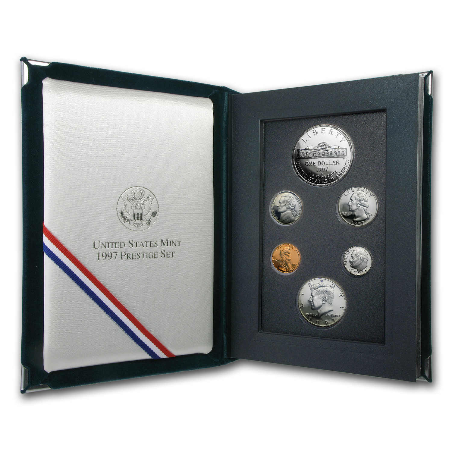 1997 U.S. Mint Prestige Set