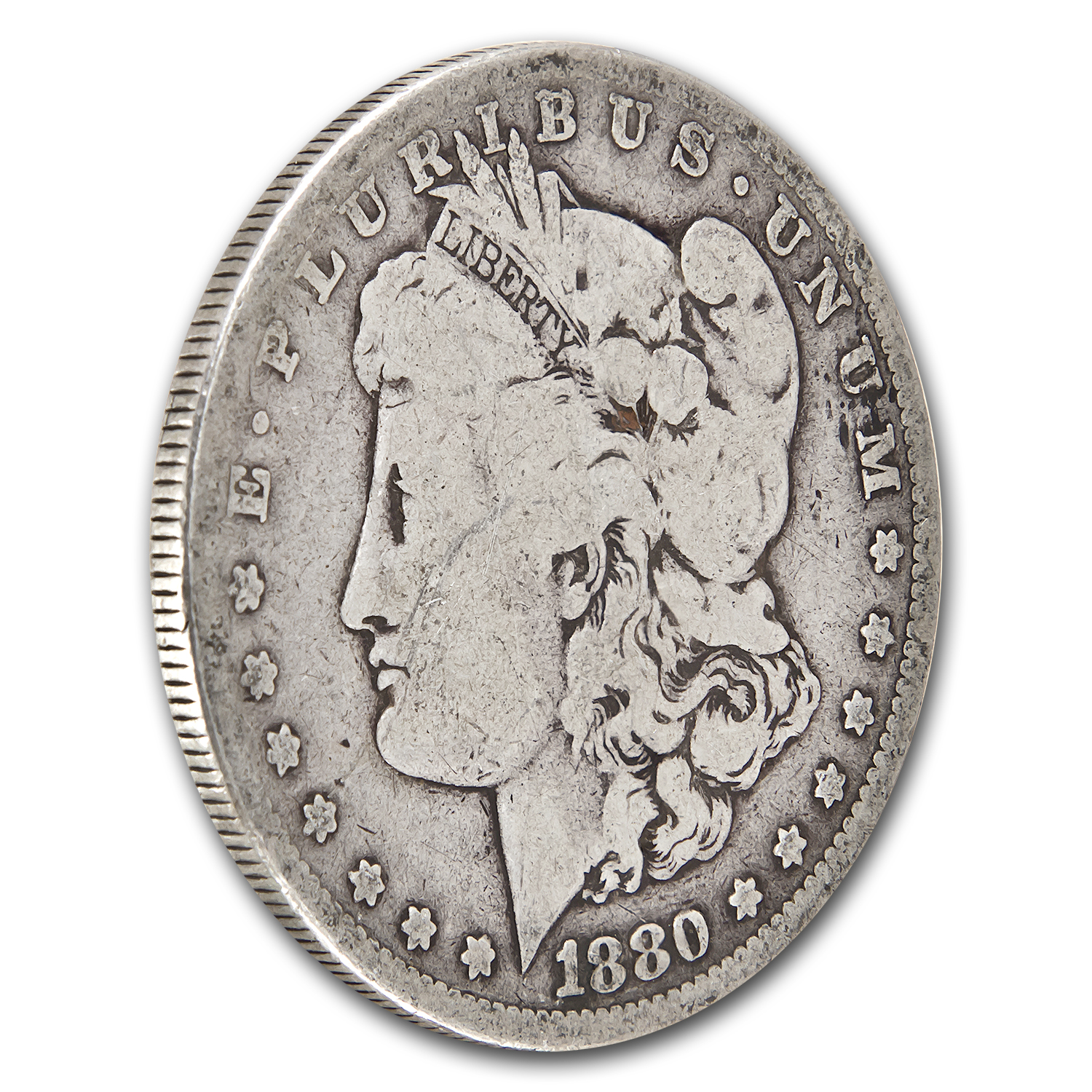 1878-1904 Morgan Silver Dollars Good