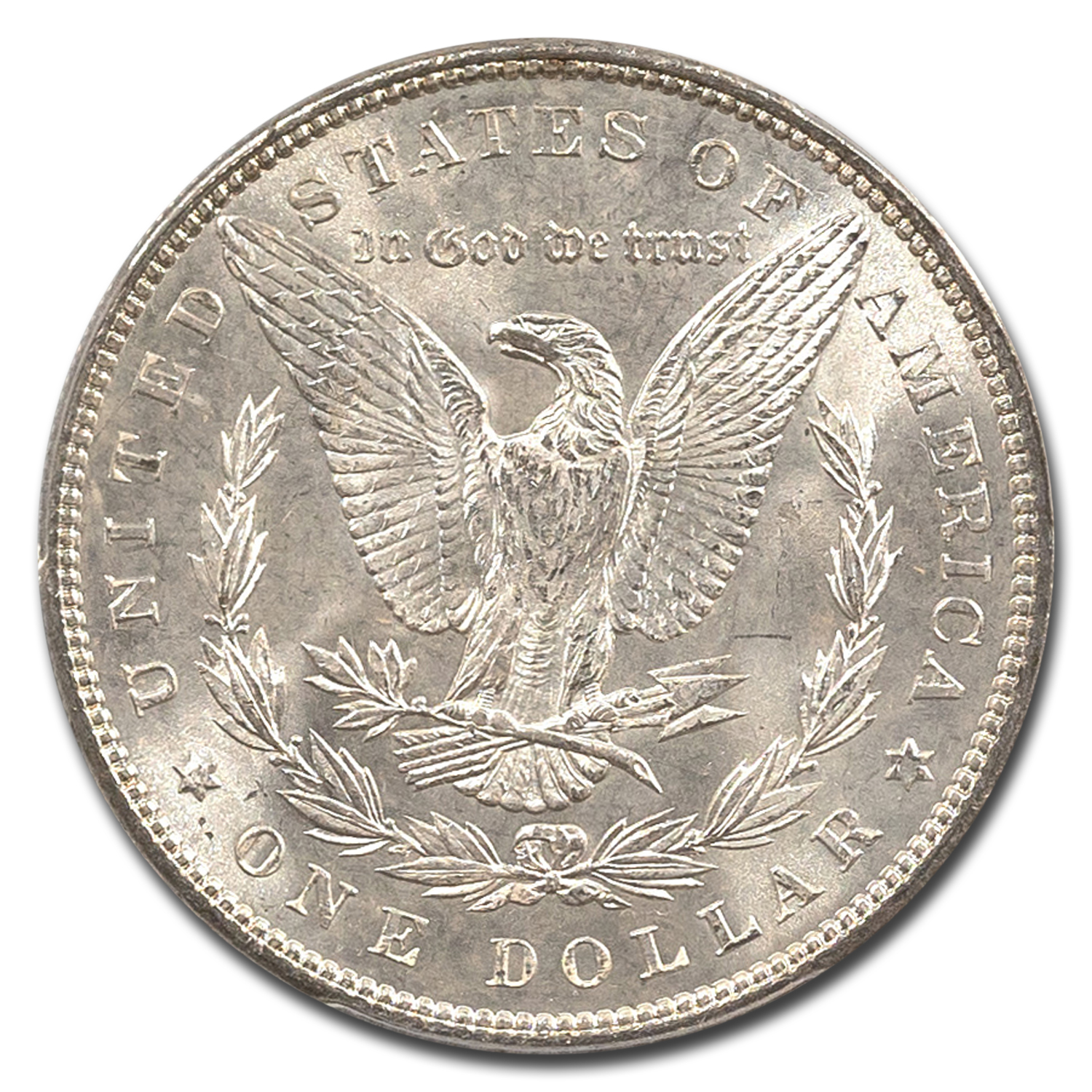 1897 Morgan Dollar MS-64 PCGS