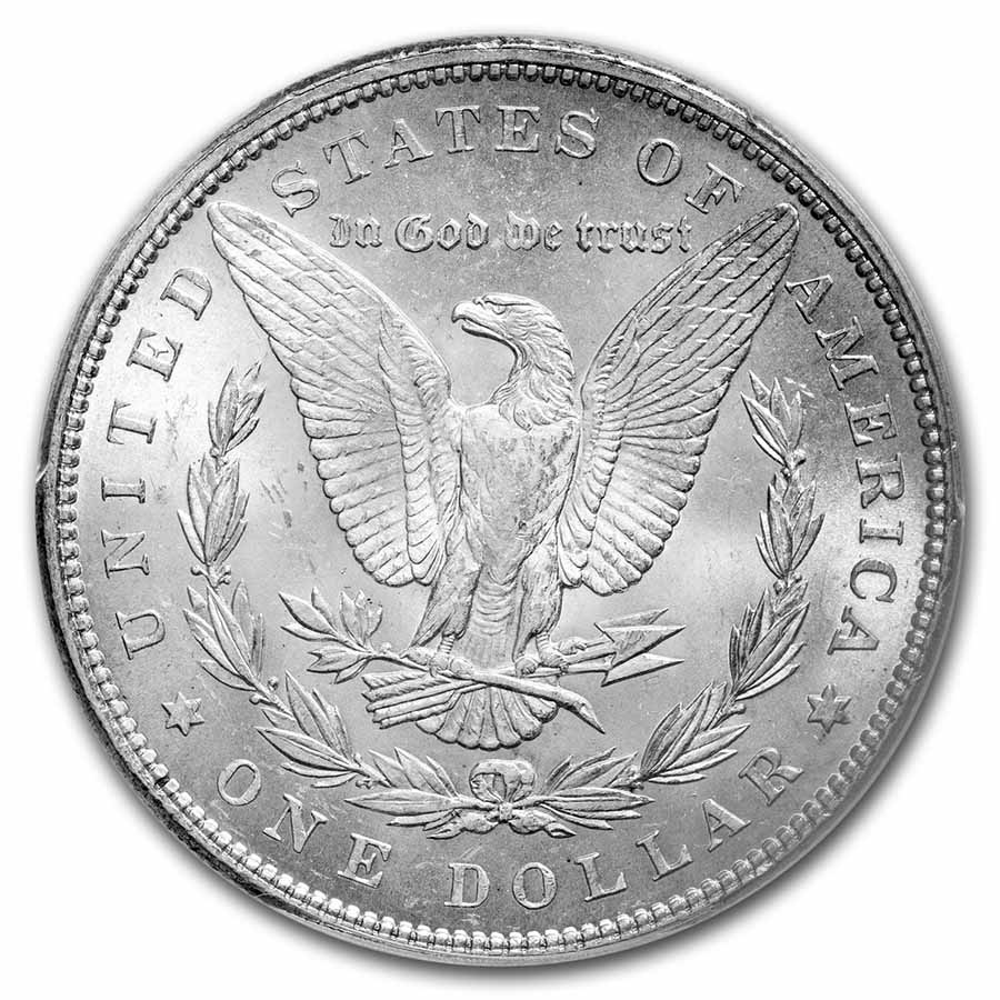 1899 Morgan Dollar MS-65 PCGS