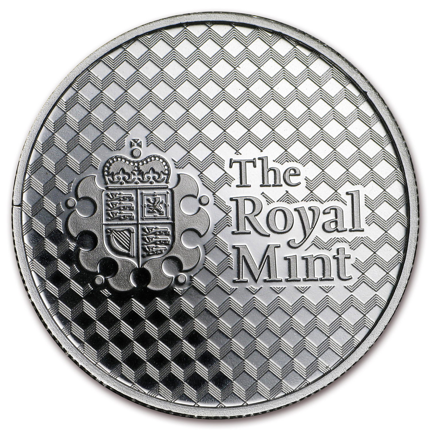 1 oz Silver Round - Royal Mint