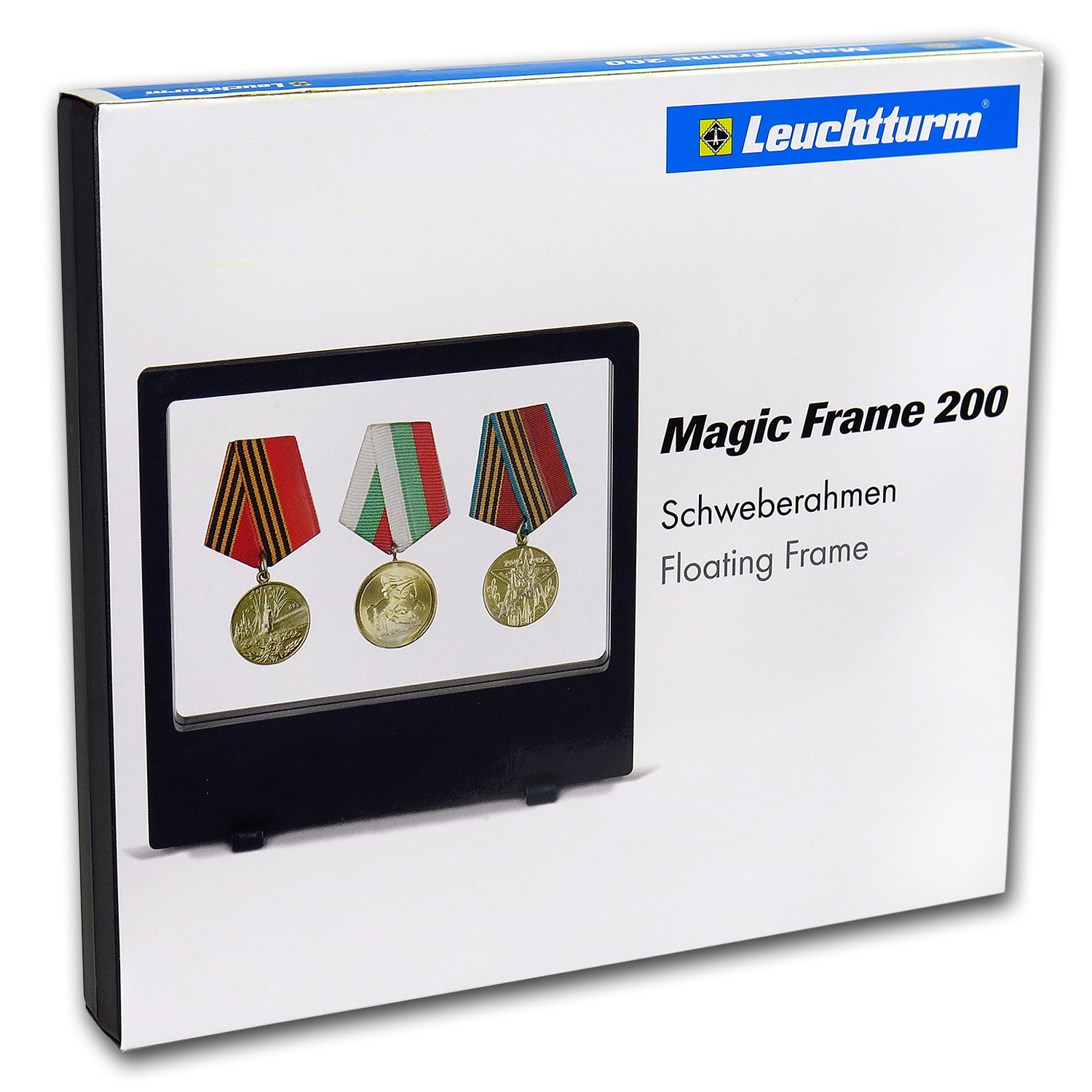 "Magic Frame Display Box - 7-7/8"" x 7"""