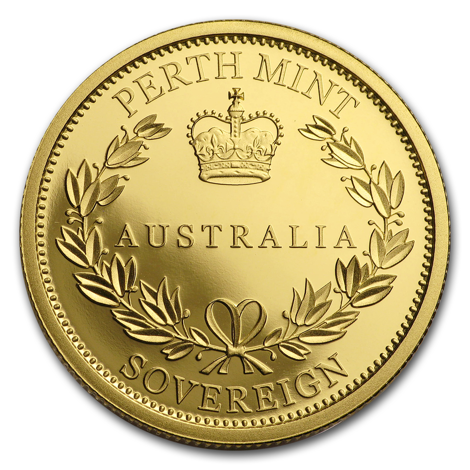 2017 Australia Gold Sovereign Proof