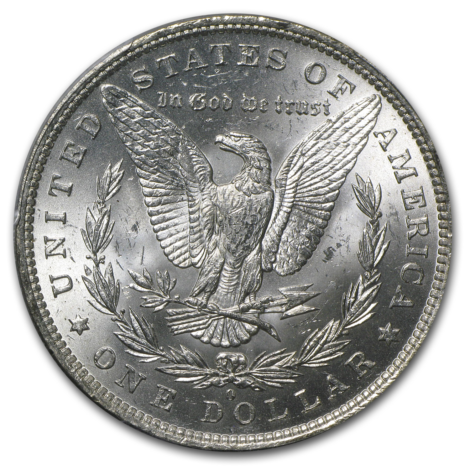 1884-O Morgan Dollar - MS-63 PCGS