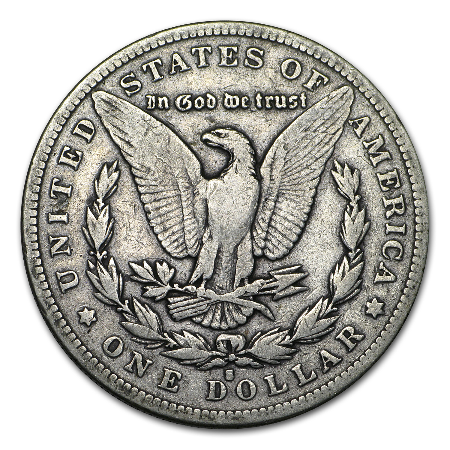 1888-S Morgan Dollar Fine