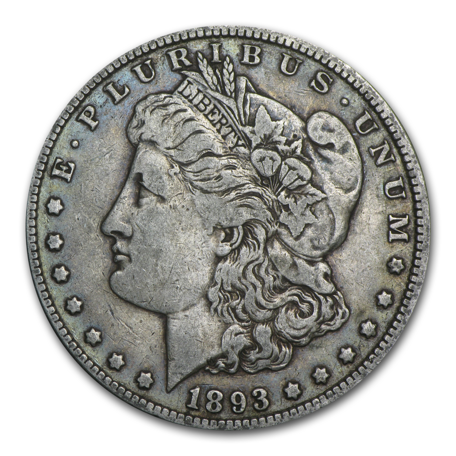 1893 Morgan Dollar - Very Fine