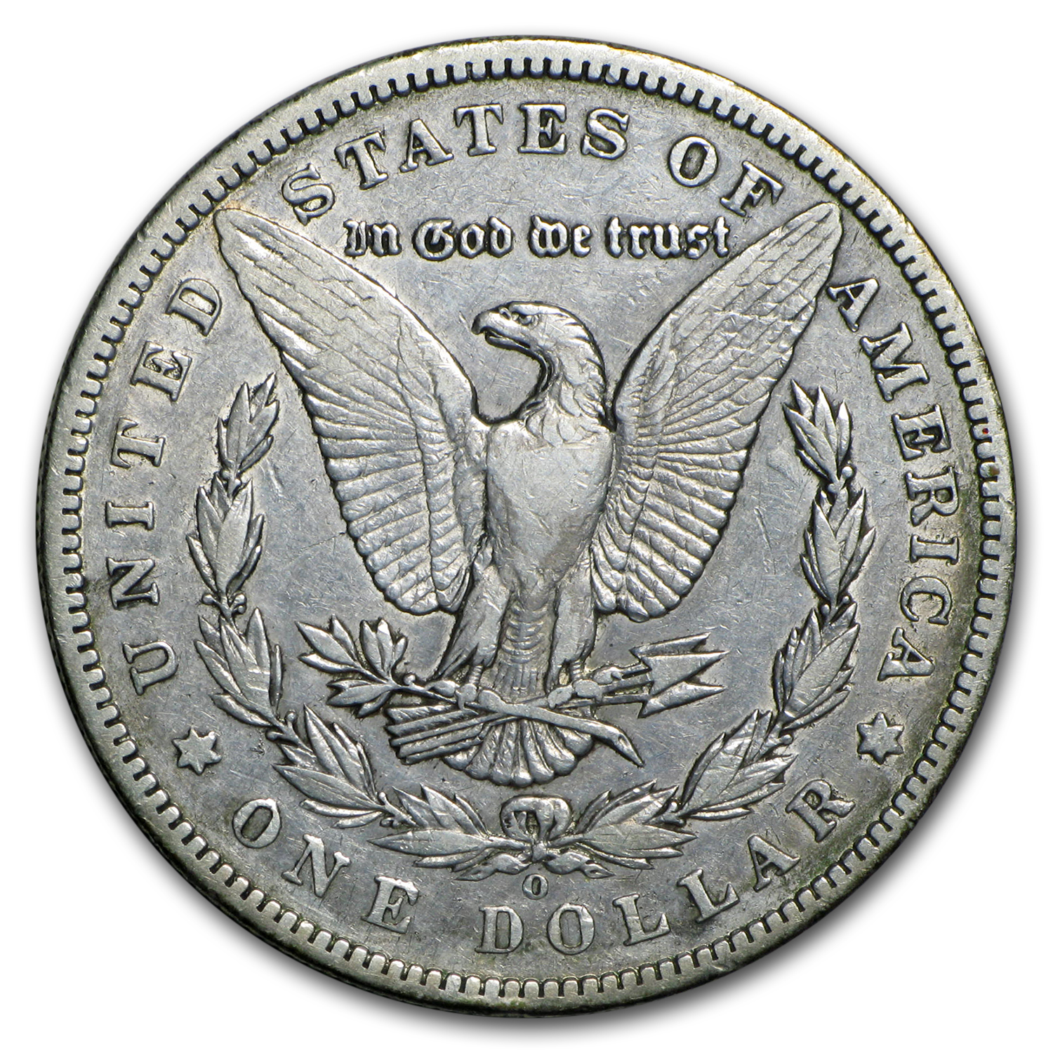 1893-O Morgan Dollar - Very Fine