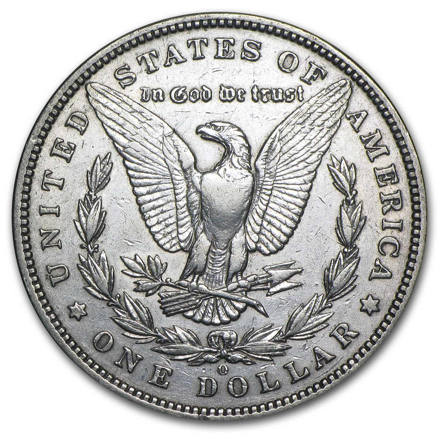 1895-O Morgan Dollar XF