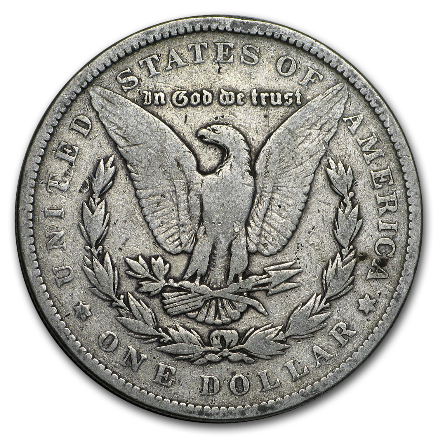 1899 Morgan Dollar Fine
