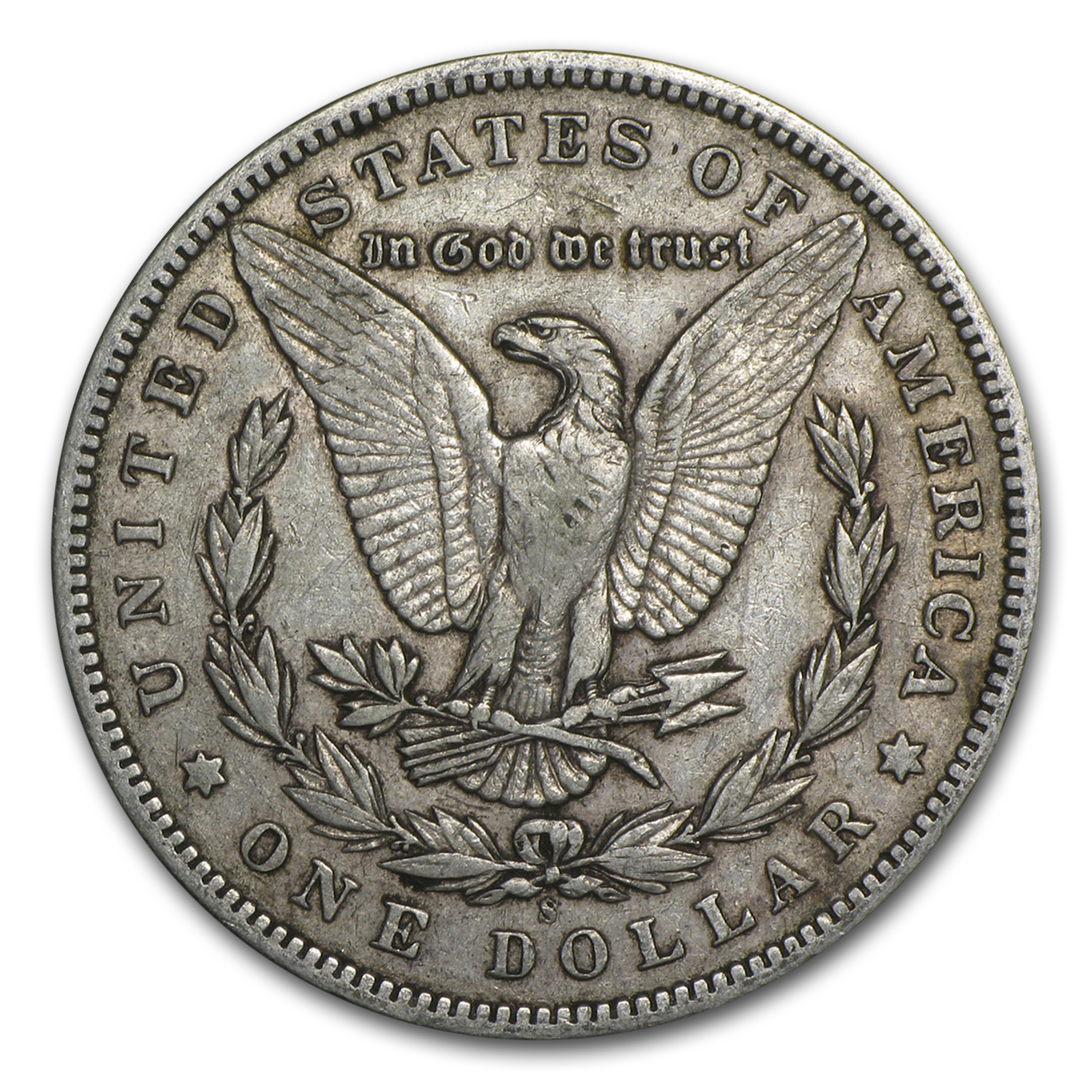 1899-S Morgan Dollar XF