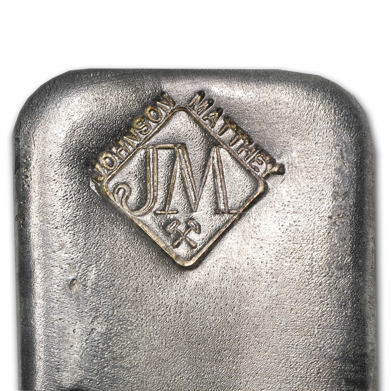 50 oz Silver Bar - Johnson Matthey (Serial #/Canada)