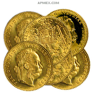 Austria Gold Ducat Trade Coin (Jewelry Grade)