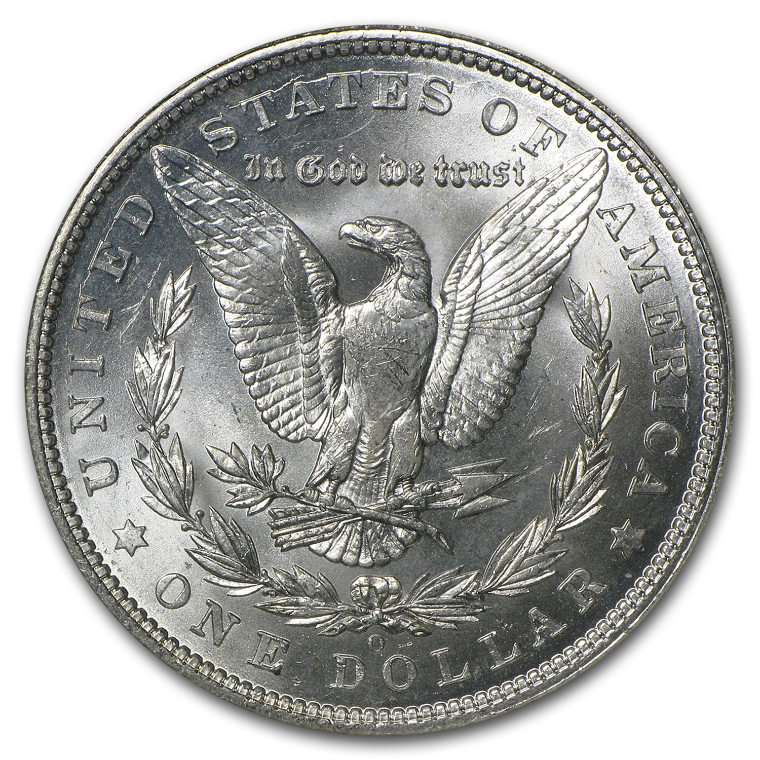 1904-O Morgan Dollar MS-63 NGC