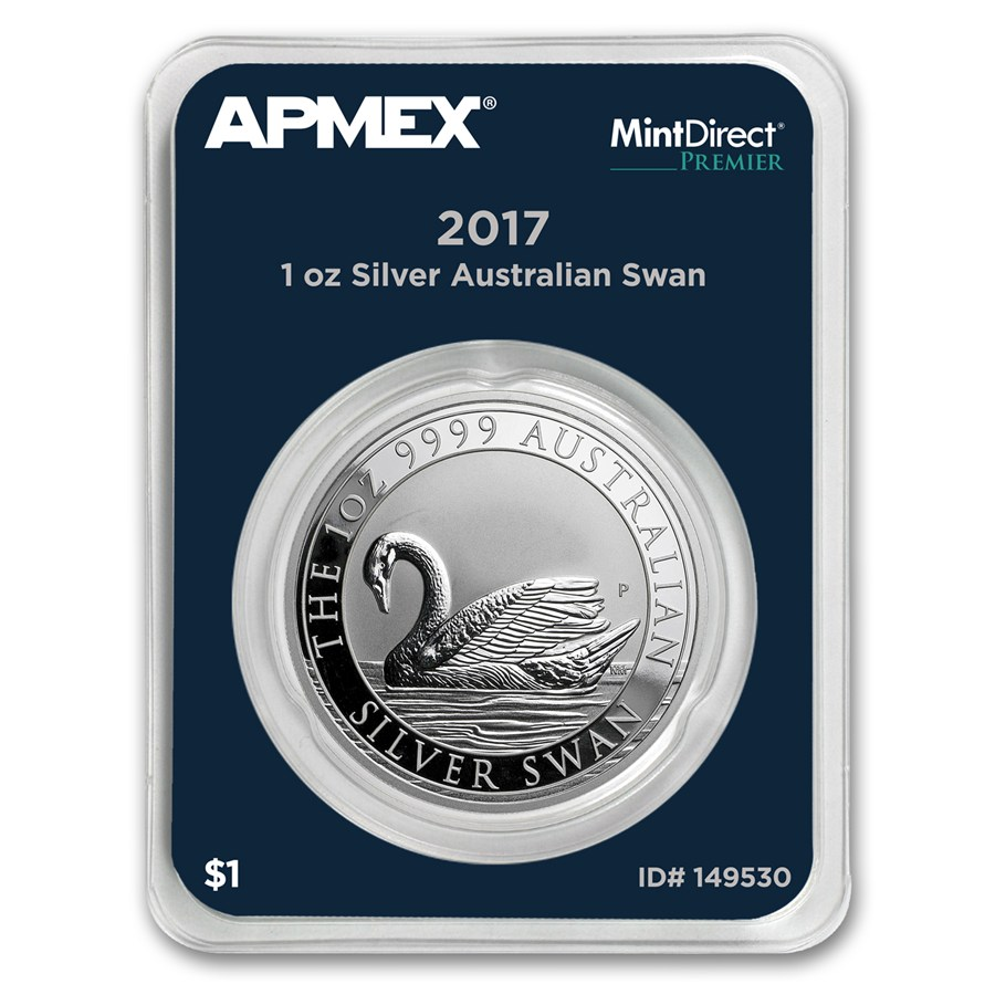 Buy Mintdirect Premier Single 2017 Australia 1 Oz Silver