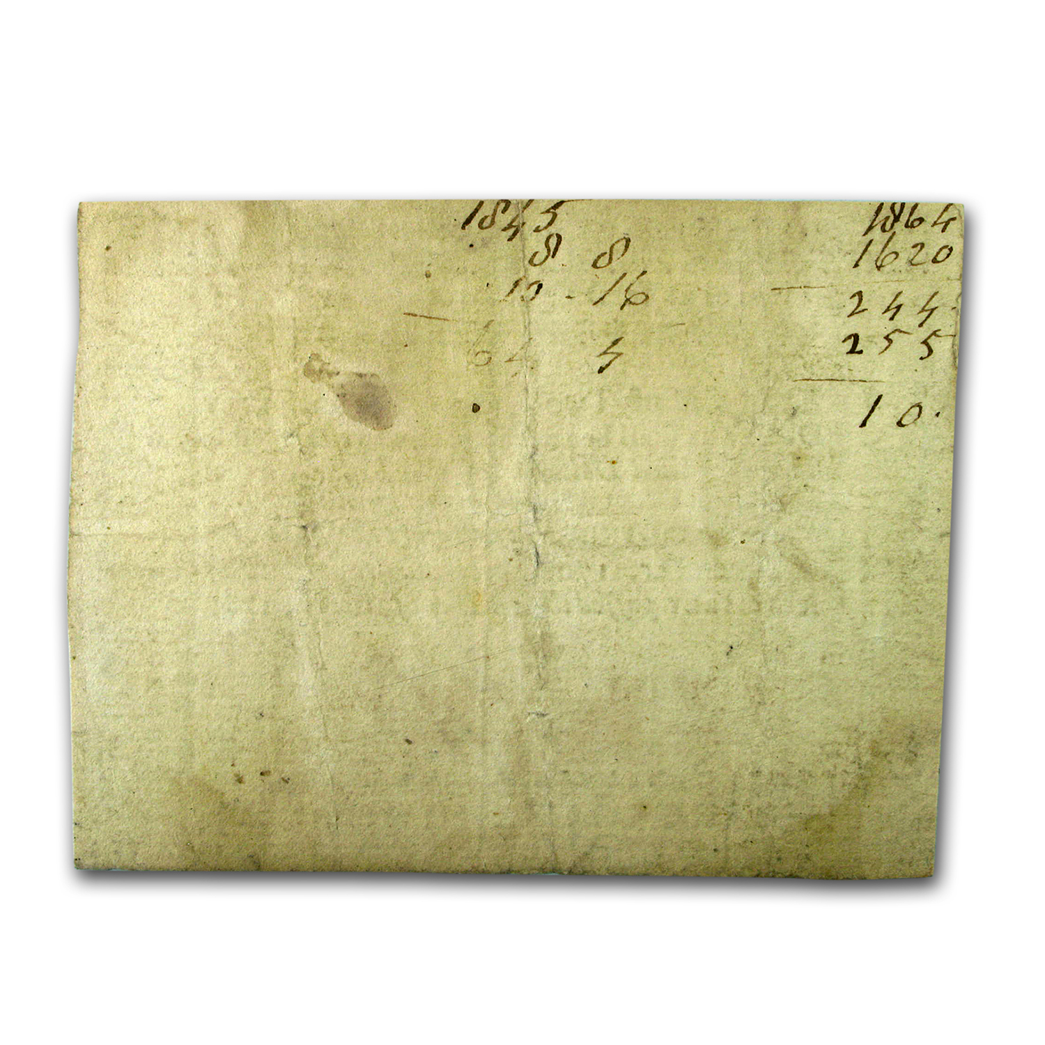 1781 $250 Virginia Currency 3/1/1781 VF-25 PMG