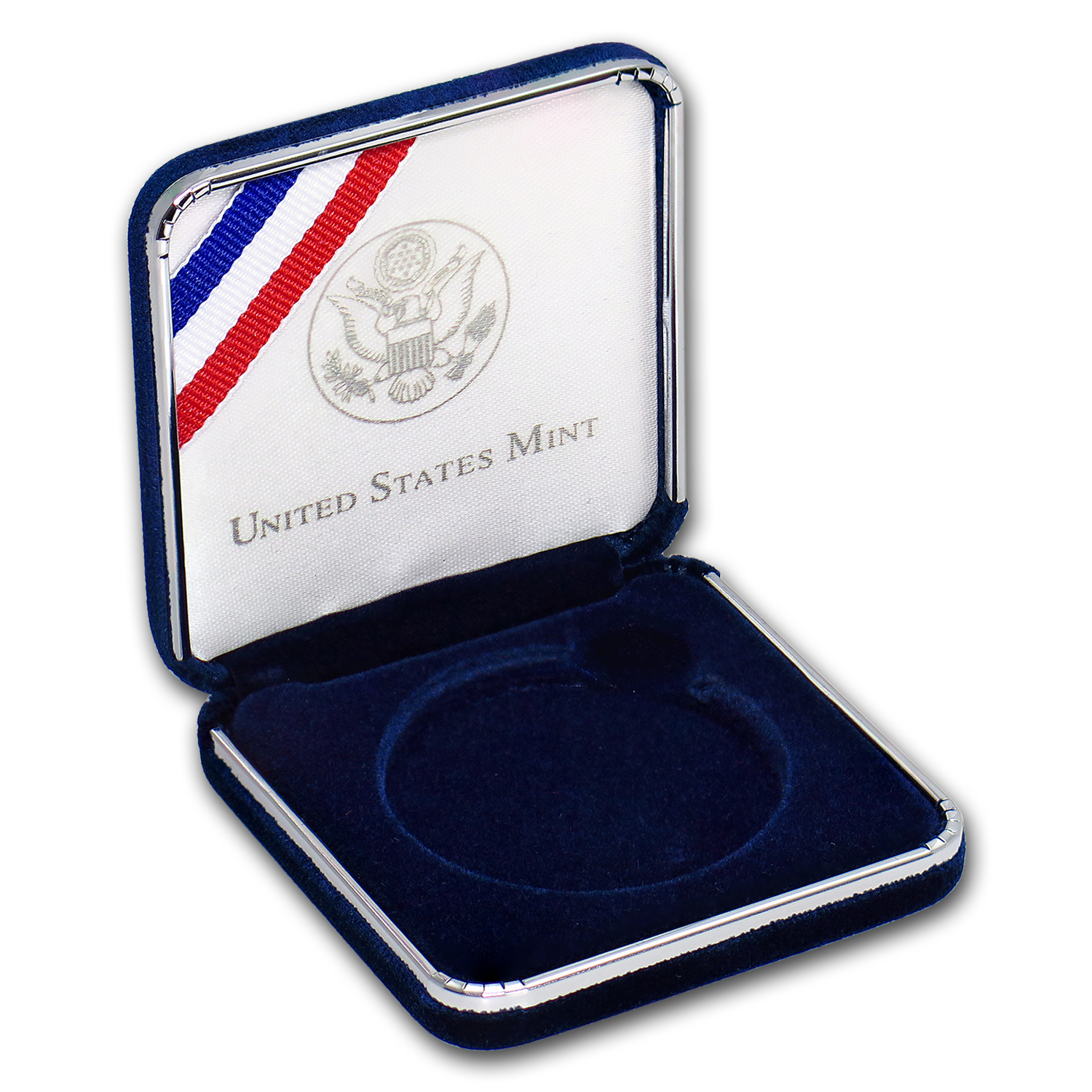 OGP Box & COA - 2011-P Medal of Honor $1 Silver Commem Proof Coin