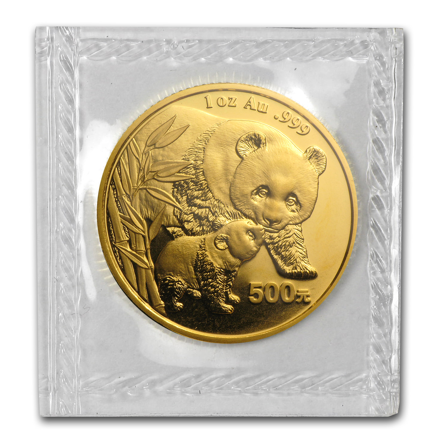 2004 1 oz Gold Chinese Panda (Sealed)