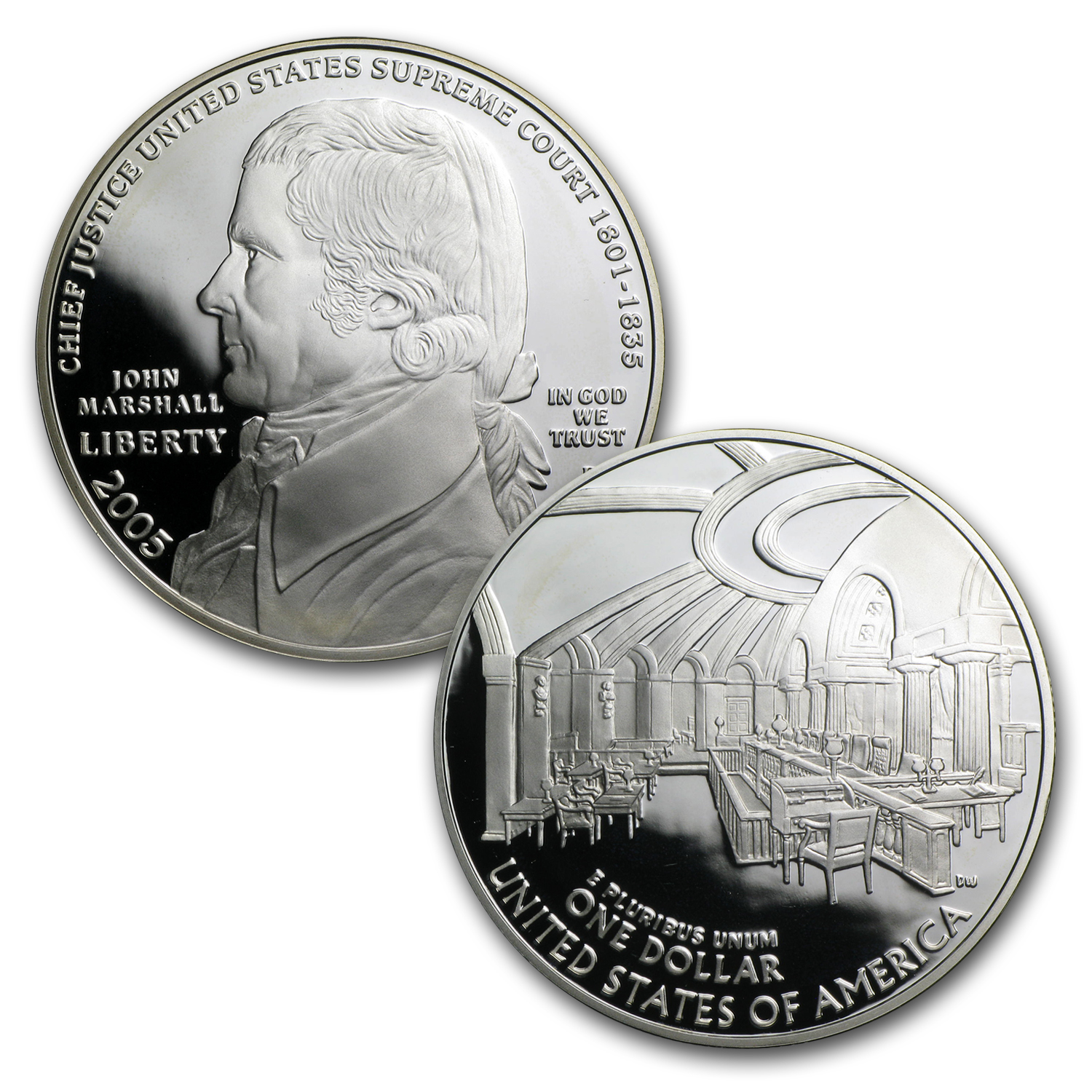 2005 U.S. Mint American Legacy Collection