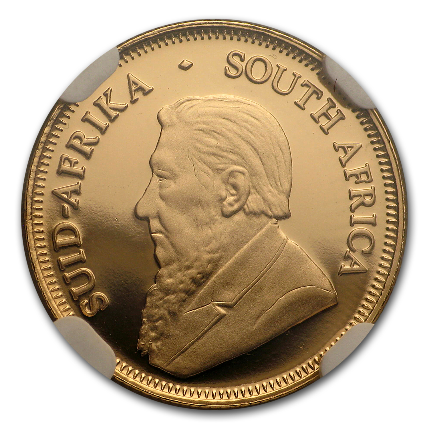 2015 South Africa 1/10 oz Proof Gold Krugerrand PF-69 NGC