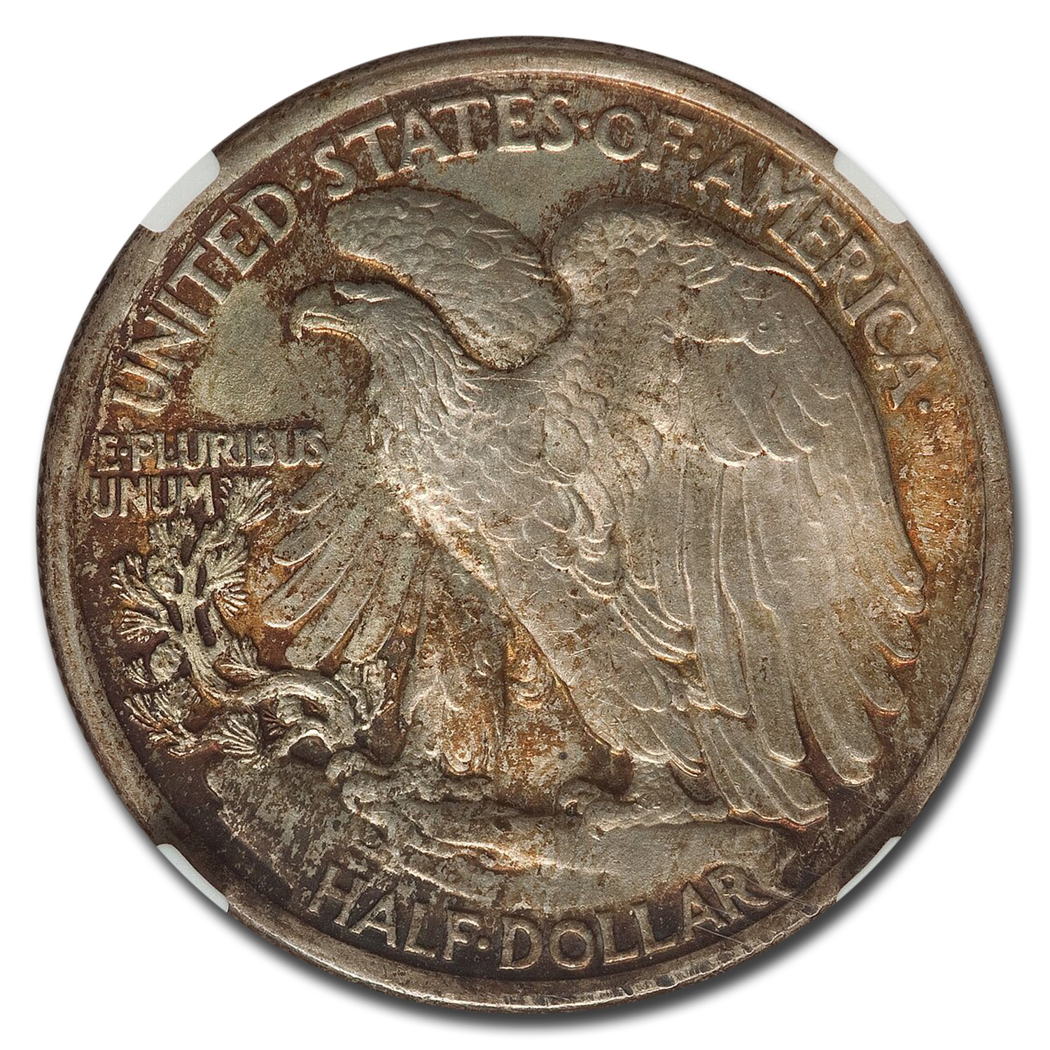 1917 Walking Liberty Half Dollar MS-65 NGC