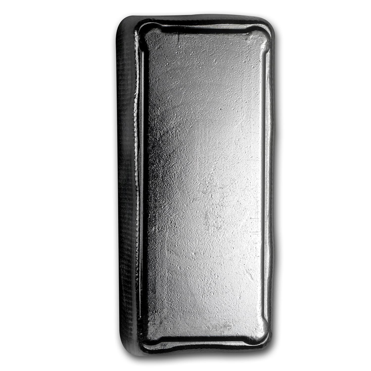 10 Oz Silver Long Cast Bar 5 Oz Silver Bars Apmex