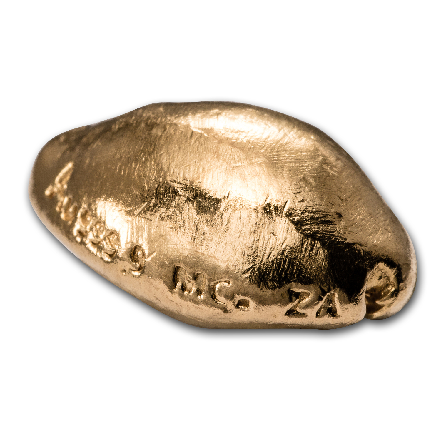 10 gram Gold Money Cowrie - Metal Concentrators