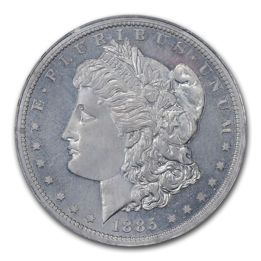 1885 Morgan Dollar Pattern PR-65 PCGS (J-1749)