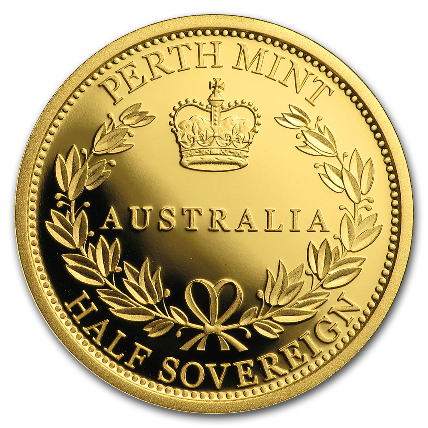 2017 Australia Gold Half Sovereign Proof