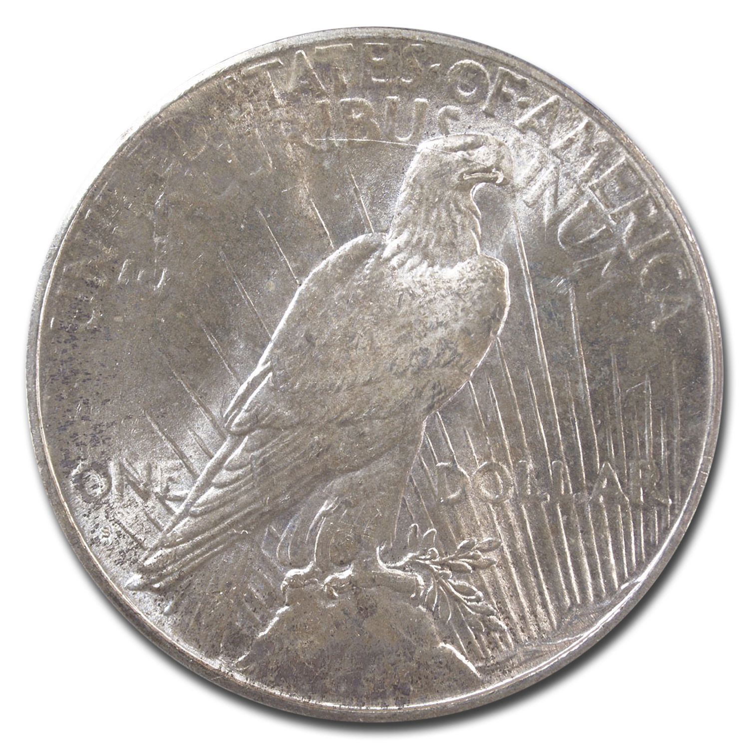 1926-S Peace Dollar MS-65 PCGS