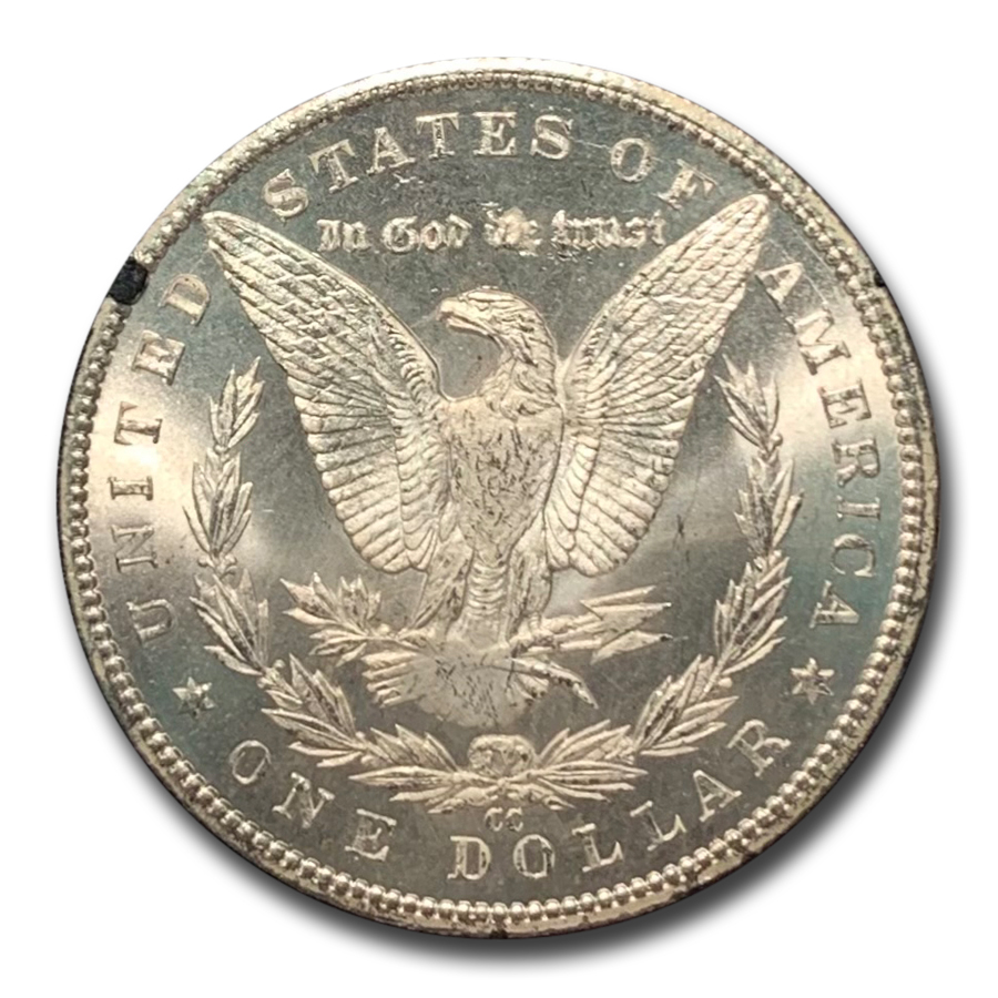 1885-CC Morgan Dollar MS-65 NGC (GSA)