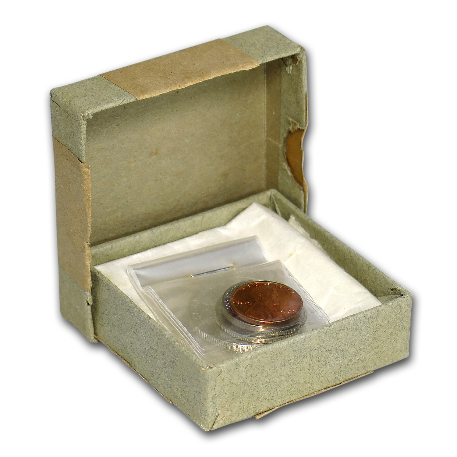 1950 U S Proof Set In Original Mint Box Proof Sets