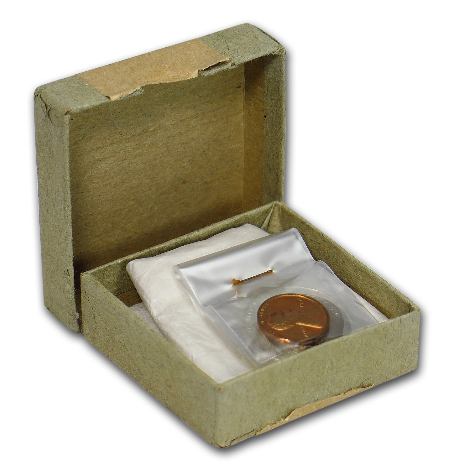 1954 U S Proof Set In Original Mint Box Proof Sets