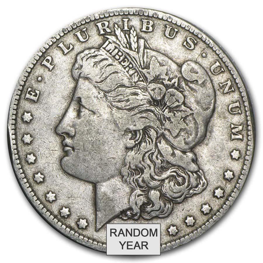 Morgan Silver Dollar 1878 1904 Morgan Silver Dollars For